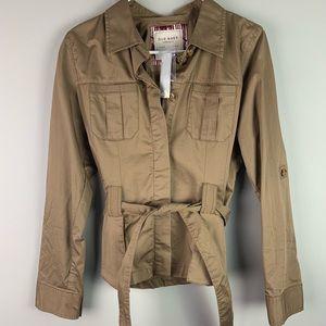NWT Old Navy lightweight utility jacket large
